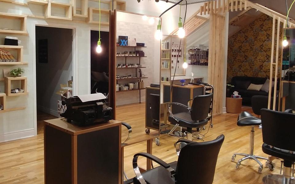 hygge le style cocooning pour votre salon de coiffure biblond pour les coiffeurs. Black Bedroom Furniture Sets. Home Design Ideas