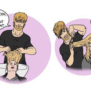 Pimp my Hairdresser : la cliente qu'on ne veut pas revoir