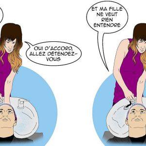 Pimp my Hairdresser : le silence… est une vertu !