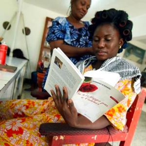 Le pouvoir de la lecture dans les salons de coiffure