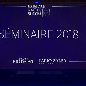 L'été sera SHOW : le séminaire exceptionnel de Franck Provost et Fabio Salsa