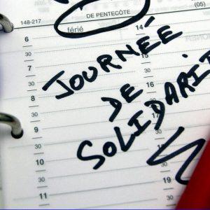 Journée de solidarité : devez-vous travailler un jour férié ?