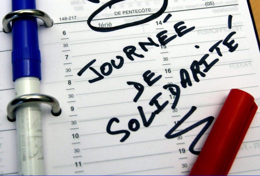 Journee De Solidarite Devez Vous Travailler Un Jour Ferie