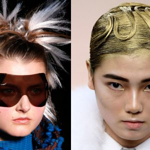 6 looks haute coiffure repérés à la Fashion Week de Paris 2018