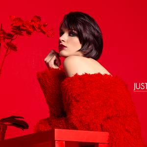 JUST RED la nouvelle collection de JUST HAIR Coiffure