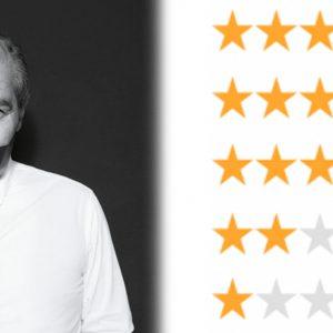Stéphane Amaru et la course aux étoiles sur le web