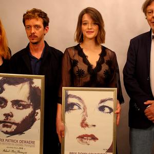 Franck Provost Coiffeur Officiel du Prix Romy Schneider et Patrick Dewaere