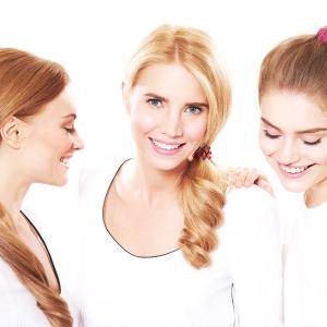 La revente d'élastiques pour cheveux en salon de coiffure