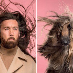 Un photographe tire de drôles de portraits : les coiffures en disent long …