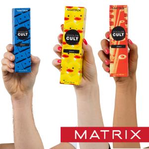 So Color Cult de Matrix : 12 couleurs, 1 clear, 1 formulaire direct et 1 ton-sur-ton… à vous de choisir !