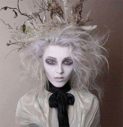 Coiffures Malefiques Pour Un Halloween D Enfer Biblond Pour Les