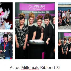 Biblond 72 : Les actus Millenial