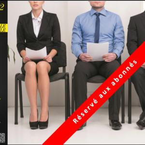 L'embauche : La lettre de motivation