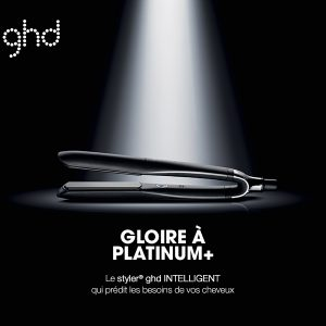 Platinum+ : le styler® ghd intelligent qui prédit les besoins de vos cheveux