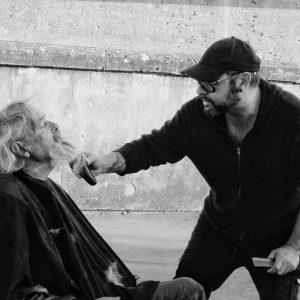 Le barbier Laurent Santini lance l'opération « Putain de camion »