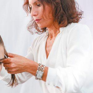 Portrait : HILENA NETO, DIRECTRICE ARTISTIQUE VIVA LA VIE, PARTENAIRE ARTISTIQUE WELLA PROFESSIONALS ET FORMATRICE M PARTN'HAIR