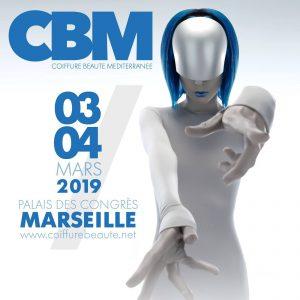 Coiffure Beauté Méditerranée à Marseille les 3 et 4 mars 2019