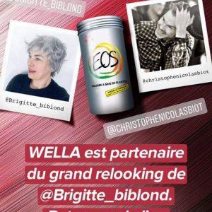 Christophe-Nicolas Biot et Wella Professionals pour un relooking haut en couleurs!