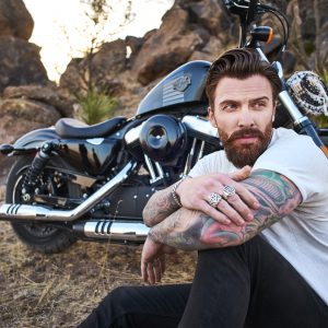 Gagnez une moto avec American Crew et Harley Davidson !