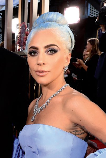 Lady Gaga Golden Globes 2019 © Getty Images