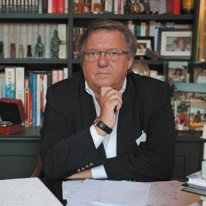 Portrait : FRANCK FRANÇOIS, FONDATEUR ET PRÉSIDENT DU GROUPE VOG