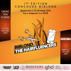 BIBLOND THE HAIRFLUENCERS : 7 000€ à gagner !