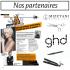 Mizutani et Ghd, marques partenaires du concours Biblond The Hairfluencers
