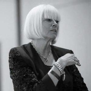 Portrait : Michèle Garde présidente FNC74 et organisatrice du Festival International de la Coiffure Évian