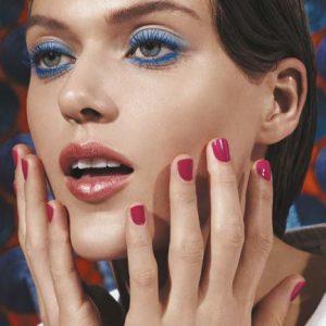 Le make-up : Bleu pop les bons tips