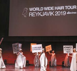 Event : WORLD WIDE HAIR TOUR PAR DAVINES