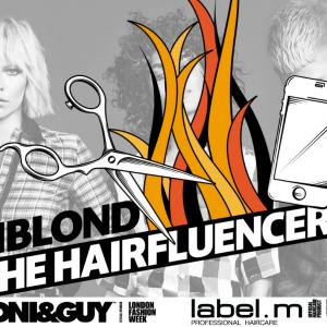 Toni&Guy et Label.m, partenaires de Biblond The Hairfluencers