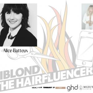 Biblond The Hairfluencers, portrait de la finaliste Alice Batteux