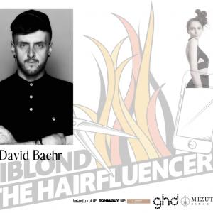 Biblond The Hairfluencers, portrait du finaliste David Baehr