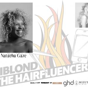 Biblond The Hairfluencers, portrait de la finaliste Natacha Gaze