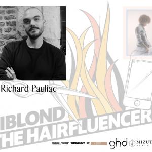 Biblond The Hairfluencers, portrait du finaliste Richard Pauliac