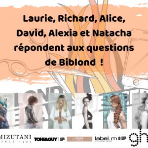 Biblond The Hairfluencers : Les interviews de nos 6 candidats