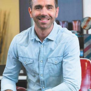 Le shopping des coiffeurs : Jérémy Cannarozzo