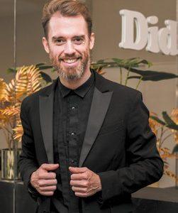 Portrait : Damien Roux président directeur général du groupe Didact