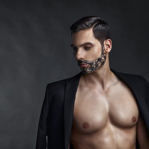 Richard Bajon, collection Beard Design