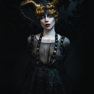 Dominika Kapalinova, collection Dark Soul
