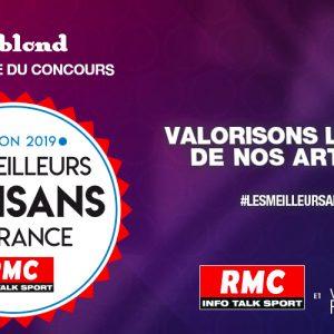 Inscrivez-vous avant le 10 janvier pour devenir le Meilleur Artisan de France 2019, catégorie coiffure !
