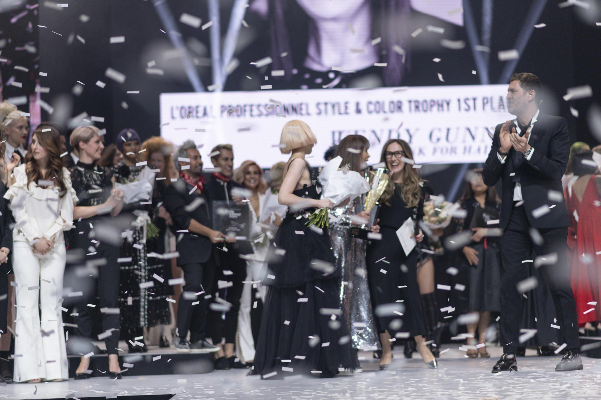 Style & Colour Trophy L'Oréal Professionnel 2019