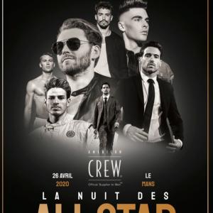 La Nuit des All Star American Crew 2020