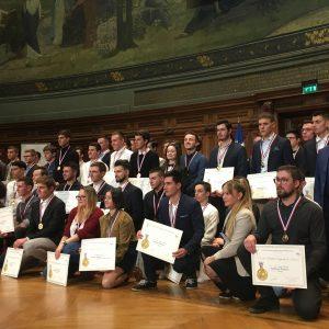 Les meilleurs apprentis de France félicités par Franck Provost