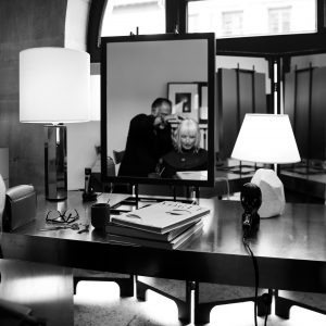 Le nouveau salon Christophe Roffi, une énergie créative