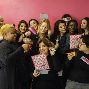 Lucie Saint-Clair et l'association Joséphine fêtent leur anniversaire