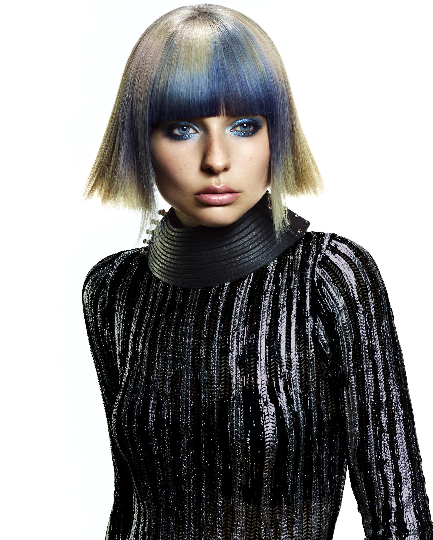 Coiffure : Chrystofer Benson, maquillage : Danielle Donahue, stylisme : Hannah Leigh, photos : John Rawson, images: FPA.