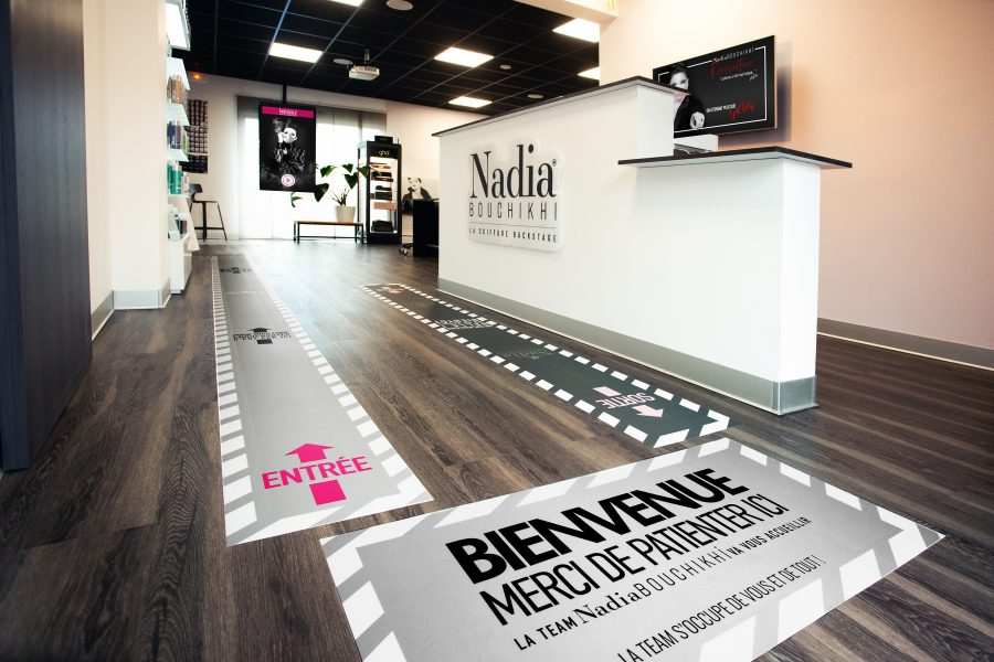 Salon Nadia Bouchikhi, photos Daniel Pister.