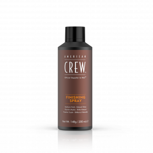 Finishing Spray, service au masculin par American Crew