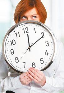 Entreprise : questions à se poser avant de modifier les horaires de travail d'un collaborateur